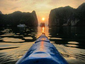 שייט בויאטנם- Halong Bay