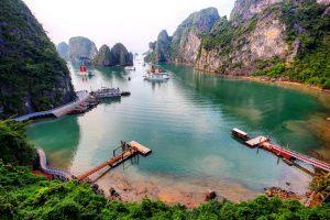 Halong Bay שייט
