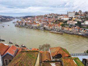 אטרקציות בפורטו פורטוגל - Ponte de Dom Luís I