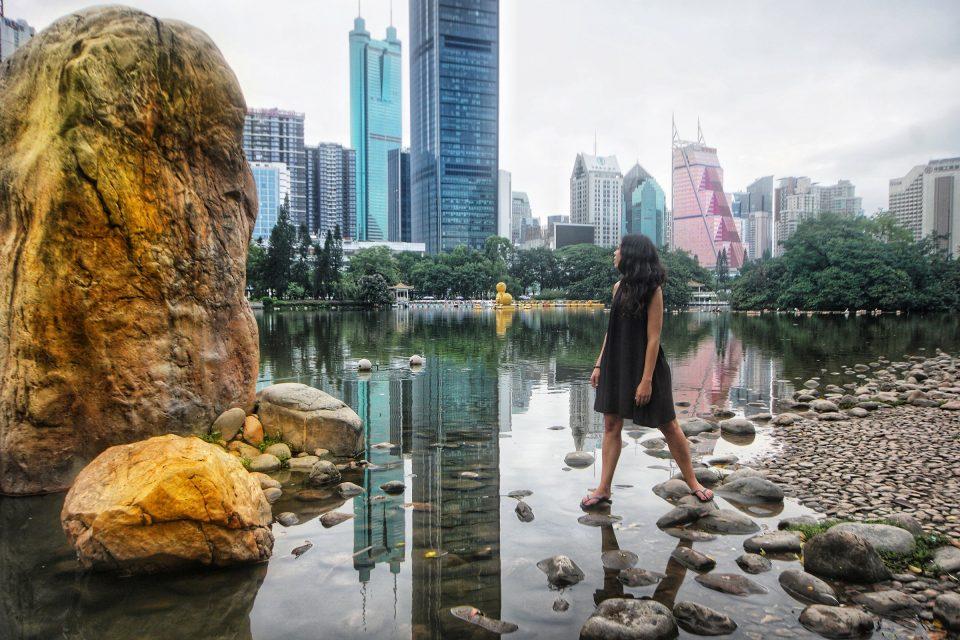 טיול ל- שנז'ן (שנג'ן) סין -Travel Shenzhen