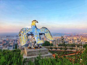 טיול בחיפה: סיור בגנים הבהאים