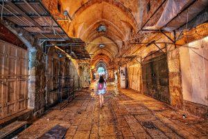 סיור בעיר העתיקה בירושלים