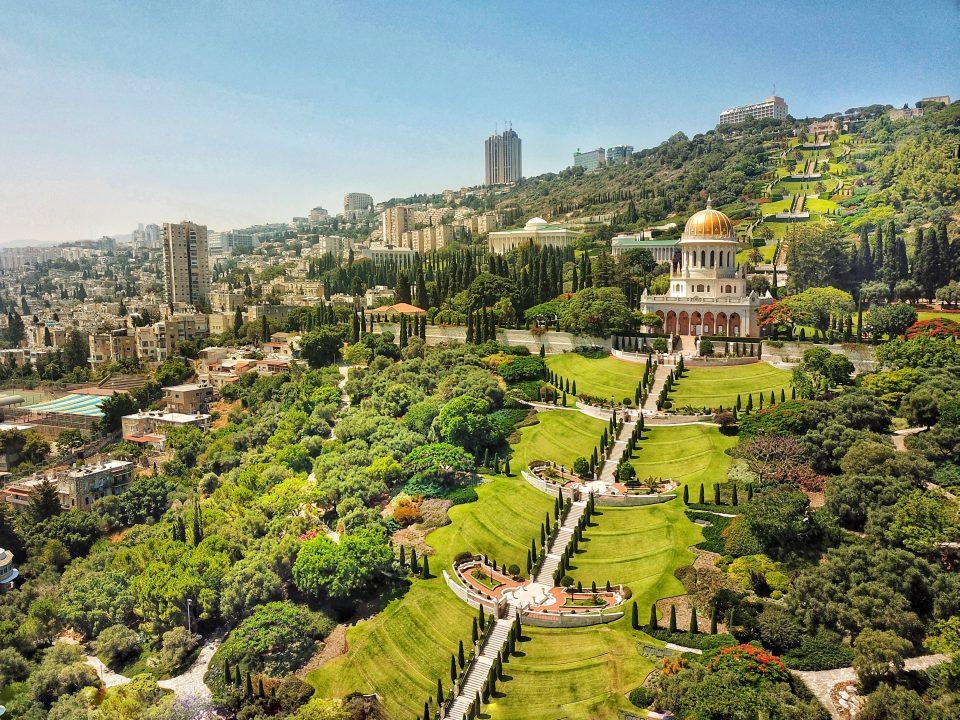 טיול מושלם בחיפה -עיר ללא הפסקה