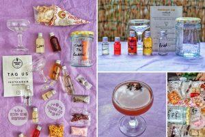 מארז קוקטיילים מדליק - Dream Bar Cocktail Box