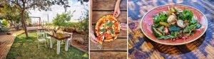 טיול לרמת הגולן: אצל צרפתי- מסעדת שף איטלקית