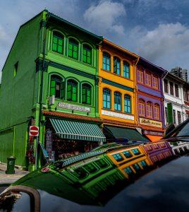 הרחוב הערבי - Arab street סינגפור