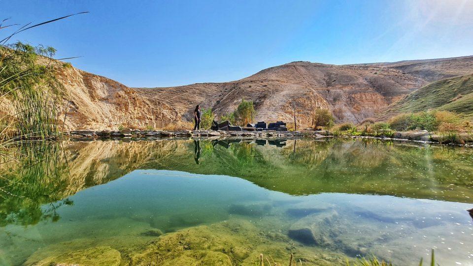 המקומות הכי שווים בצפון מדבר יהודה וים המלח