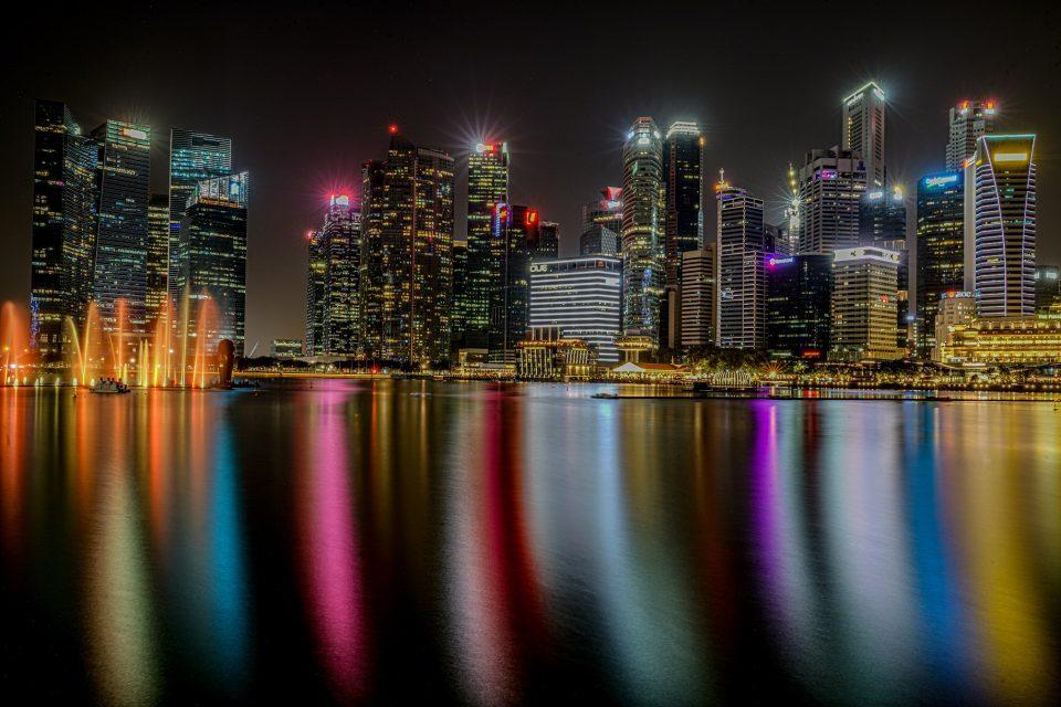נקודות צילום בסינגפור