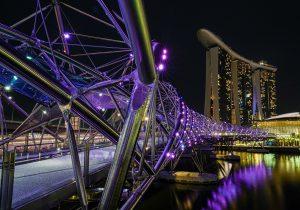 Marina Bay Sands סינגפור