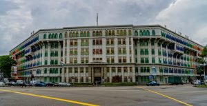 תחנת משטרה סינגפור - Old Hill Street Police Station