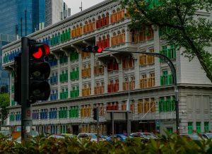 תחנת משטרה סינגפור