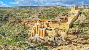 ארץ המנזרים- 3 מנזרים שלא תאמינו שנמצאים במדבר יהודה