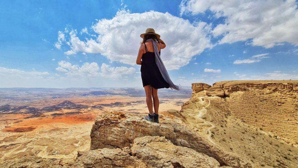 מכתש רמון מסלולים - Makhtesh Ramon