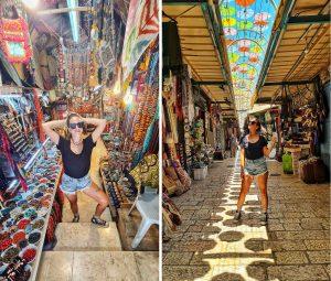 """סיור עם אמציה המדריך בעיר העתיקה - """"ירושלים קצת אחרת"""""""