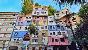 בית הונדרטוואסר - Hundertwasser House